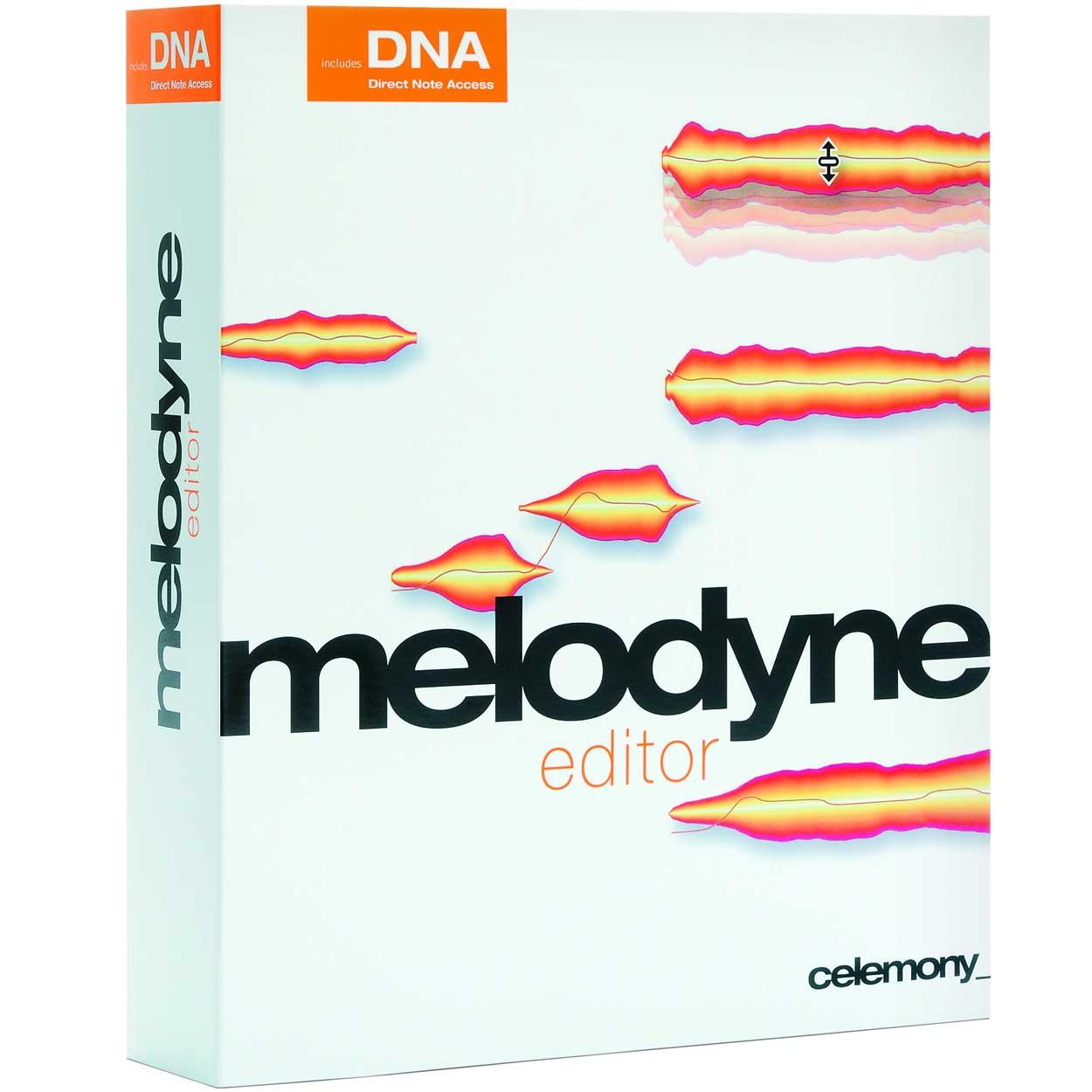 Ouse na edição do áudio com o Melodyne